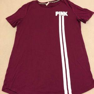 PINK Tee-Shirt Size Medium